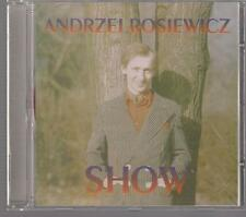 ANDRZEJ ROSIEWICZ - SHOW 1992 INTERSONUS TOP RARE OOP CD POLSKA POLAND POLEN