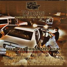 Souls Of Mischief – Trilogy: Conflict, Climax, Resolution (2000)