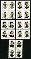 China PRC Stamps # 3113-3117 XF OG NH Set of 5 Scott Value $14.00