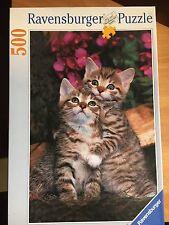 ravensburger gatti domestici gattini 500 pz - cm 36,2 x 49,3 NUOVO