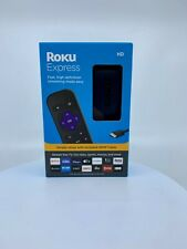 New - Roku Express Hd Streaming Media Player - 3930R - Free Shipping!