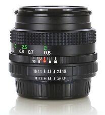 Fuji X-FUJINON 50mm 1.9 FM Mount X (Réf#E-014)