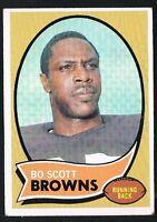 1970 Topps #117 Bo Scott Football Card VG