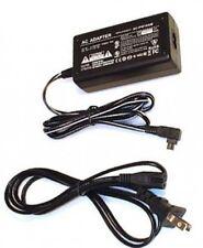 AC-PW10AM AC Adapter for Sony DSLR-A230 DSLR-A290 DSLR-A330 SLTA65VL