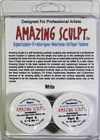 AMAZING SCULPT - White ~1/8 lb Great for CMing Breyers, Custom Resins, Originals