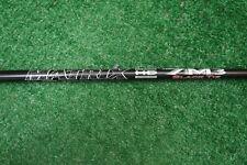 """NEW UNCUT MATRIX OZIK 7M3 BLACK TIE XX-STIFF DRIVER WOOD SHAFT 46"""" .335 250107"""