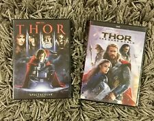 Thor and Thor The Dark World 2-DVD Bundle Set (BRAND NEW)
