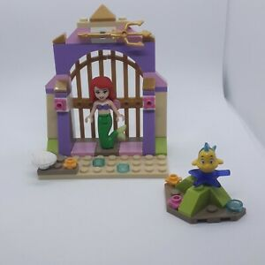 Lego Disney Little Mermaid And Flounder