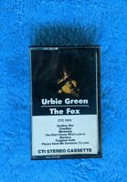 URBIE GREEN The Fox Cassette Tape 1977 Jazz Funk CTI Records