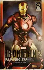 Hot Toys Iron Man 2 Mark 4 Armor MMS 338 Exclusive New
