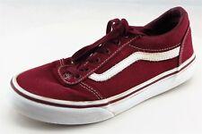VANS Purple Fabric Casual Shoes Girls Shoes Size 4 M