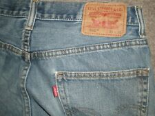 mens levis 550 jeans W33 L30 relaxed fit