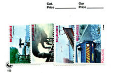 ENVIRONMENT AIR WATER POLLUTION 1993 MOZAMBIQUE MNH