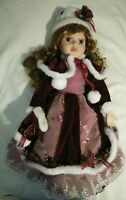 Collector's Choice; Porcelain Female doll; Limited Edition Two Dolls