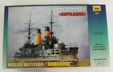 Zveda Russian Pre-Dreadnought Battleship 'Borodino' in 1/350 9027  ST