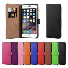 Book Case For Apple iPhone 4,5,6,7,8 plus Premium Leather Wallet Cover