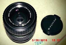 Pentax-m lente de zoom; SMC-Pentax-m 1:2 .8 ~ 4; 40 ~ 80mm; (t0069)