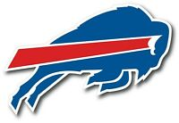 BUFFALO BILLS NFL CAR TRUCK WINDOW 3M USA MADE DECAL STICKER FOOTBALL BUMPER