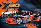 SER400034  Medius X20 Aluminum 1/10 EP Electric Touring Car Kit