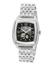 NEW Mens Breil Skeleton Dial Automatic Stainless Steel TW1159 Watch $525