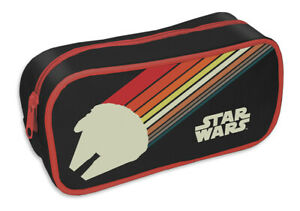 Schlamper Mappe STAR WARS - Retro Nostalgie - Pencil Case NEU SR72813