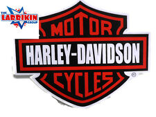 Harley Davidson Motor Cycles Sticker Small 115mm X 90mm