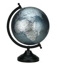 ROTATING WORLD MAP GLOBES TABLE DECOR OCEAN GEOGRAPHICAL EARTH DESKTOP GLOBE3667