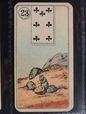 No.23 FORTUNE TELLING - Carreras Ltd 1926