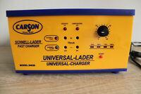 CARSON Schnell-Ladegerät, Universal-Lader, Model : 54038 Modellbau
