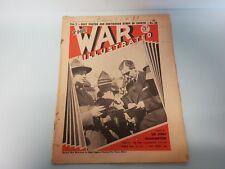 The War Illustrated No. 26 Vol 2 1940 Finland Anzacs Munitions Egypt Altmark