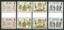 GREAT BRITAIN 1981 Very Fine MNH OG Pair Stamps Set Scott # 933-6 CV 5.20$
