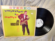 Joe Houston LP Twisting in Orbit Crown 252 Jump Blues Sax Rocker