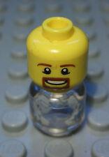 Lego Figur Zubehör Kopf Mann                                             (615 #)