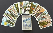 Vintage Kipper Fortune Telling Cards Oracle Deck FX Schmid Germany 1950
