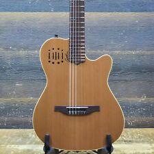 """Godin Multiac Nylon Encore naturale SG"""" - stock """"B EL. - chitarra con. Cl Borsa #19063151"""