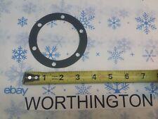 """High Pressure Compressor Worthington Round Piston Gasket Gkt-3-7/8""""D"""