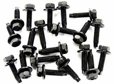 Chrysler Bolts- M5-.80mm Thread- 20mm Long- 8mm Hex- 12mm Washer- Qty.20- #167