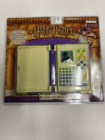 Harry Potter Electronic Book Of Spells Sealed Package New Hasbro 2001 Tiger