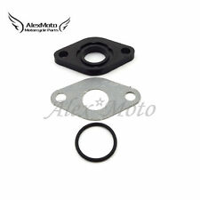 17mm Engine Carburetor Carb Intake Gasket For 50cc GY6 Chinese Gas Moped Scooter