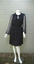 Hi There from Karen Walker size 10-12 long sleeve dress flattery fit