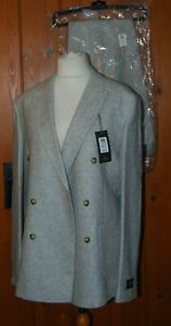 BNWT, Moss London, Men's, Wool, Retro, Classic, Suit, Jacket, size 36-42