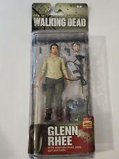 The Walking Dead AMC Zombies Series 5 McFarlane Toys Glenn Rhee Action Figure
