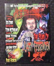 2002 ARE YOU GOING? Horror Magazine #3 VF+ 8.5 Rob Zombi - Larry Fessenden