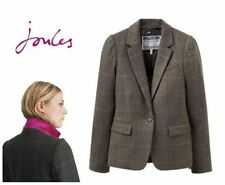 Joules Hip Length Check Button Coats & Jackets for Women