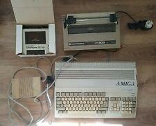 Commodore A 500 Plus Amiga mit Zubehör