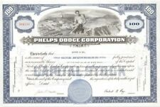 Phelps Dodge Corp