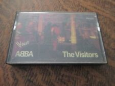 cassette audio ABBA the visitors