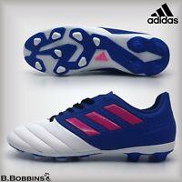 ⚽ SALE - Adidas Ace 17.4 FxG Junior Football Boots Size UK 5 5.5 Girls Boys