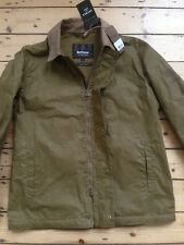 "BARBOUR international ""Steve McQueen"" battistrada WAXED JACKET. con ETICHETTE Nuovo di zecca."
