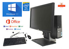 DELL OptiPlex PC tutto in un unico Set WIFI | | 8 GB | 500 GB WINDOWS 10 + Office. RRP £ 899